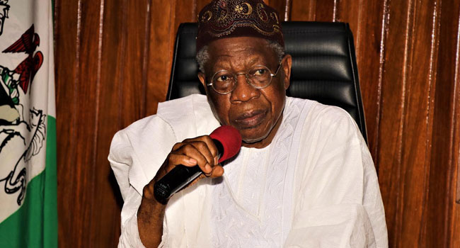 We Are Not Aware Of $875m Ammunition Deal With US – Lai Mohammed