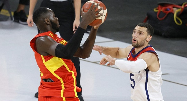 US NBA Star LaVine Gets Olympics All Clear After COVID-19 Scare