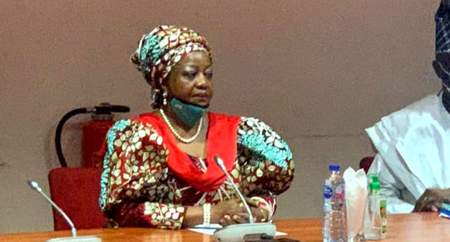 Senate Screens Onochie, Others For Position Of INEC Commissioners