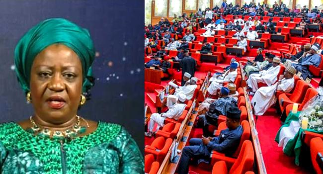 Why We Rejected Lauretta Onochie As INEC Commissioner – Senators