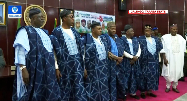 North-East Governors Urge Military To Sustain Fight Against Insurgency