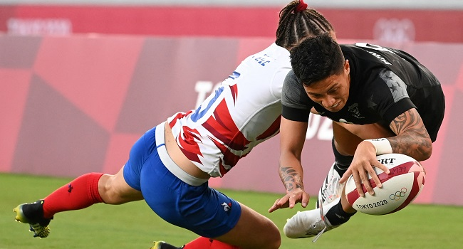 Tokyo Olympics: New Zealand Beat France To Win Women's Rugby Sevens Gold