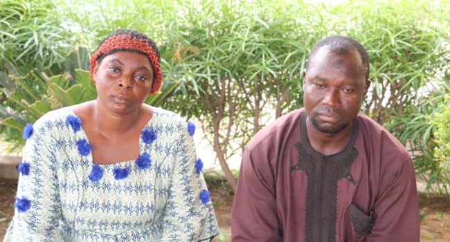 Police Parade Woman, Husband For Staging Kidnap In Niger