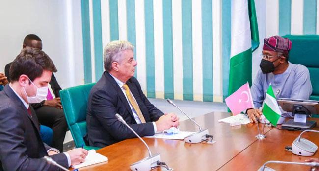 Nigeria, Turkey To Strengthen Parliamentary Ties