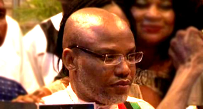FG Files Amended Terrorism Charge Against Nnamdi Kanu