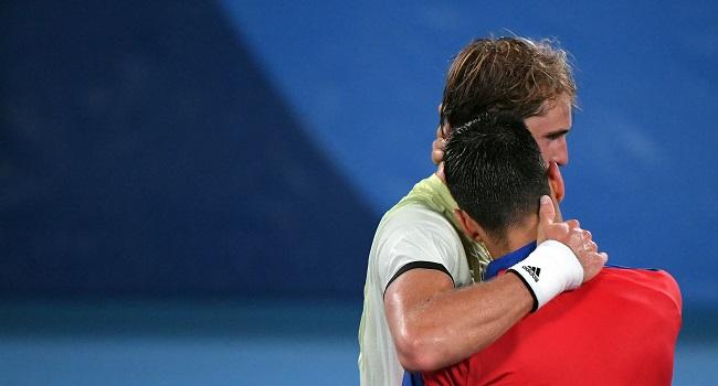 Tokyo Olympics: Zverev Hails Beaten Novak Djokovic As 'Greatest Of All Time'