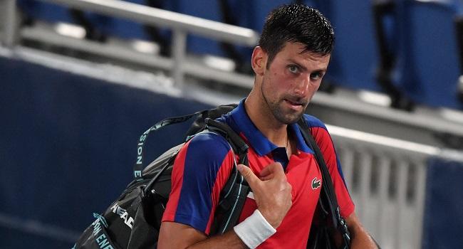 Novak Djokovic's Golden Slam Hopes For Comeback Win At Olympics, Dashed