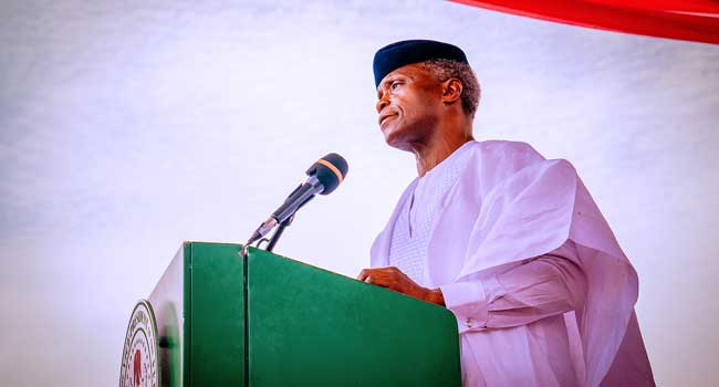 Kano Is Home To All Nigerians – Osinbajo