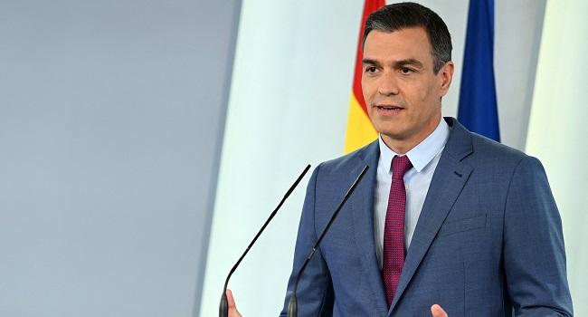 Spanish PM Reshuffles Government