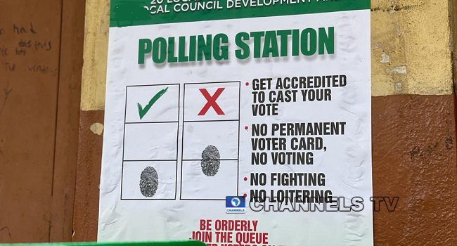 LIVE UPDATES: Local Government Elections Hold In Lagos, Ogun
