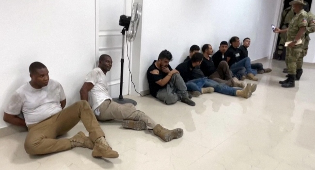 Haiti Police Indict 26 Colombians, Two Americans In President Moise Killing