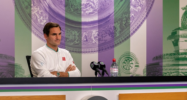 Roger Federer Withdraws From Tokyo Olympics