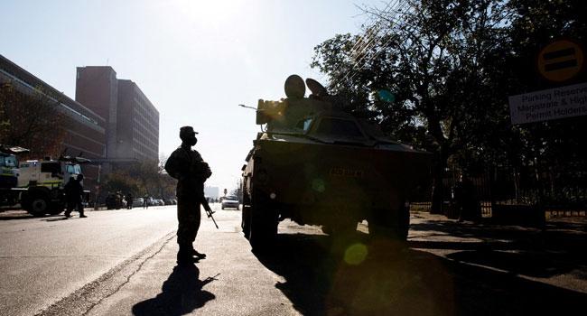 Tight Security As Zuma's Graft Trial Resumes Virtually