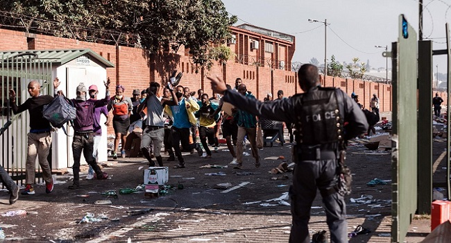 S.Africa Deploys Troops After Six Killed Following Zuma Jailing