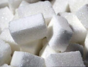 A file photo of sugar cubes.