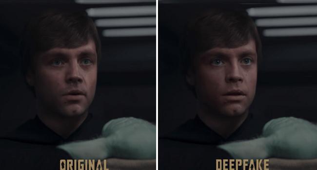 Lucasfilm Hires YouTube Artist Behind 'Star Wars' Deepfake