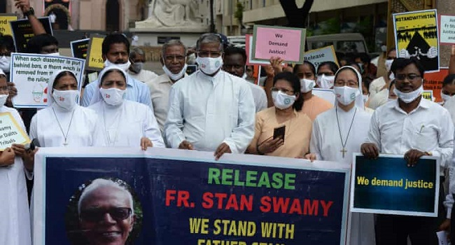 UN 'Disturbed' By Death In Jail Of Indian Priest
