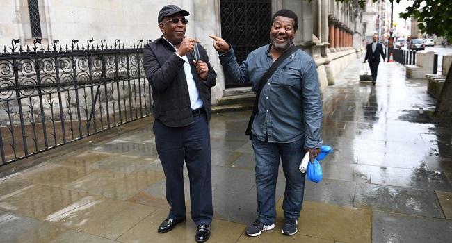 UK Court Quashes 1972 Robbery Convictions Of Three Black Men