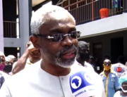 Speaker of the House of Representatives, Femi Gbajabiamila spoke to Channels Television after casting his vote in the Lagos local government elections on July 24, 2021.