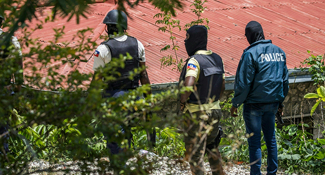 Haiti Asks US, UN To Send Troops As Fears Of Instability Grow
