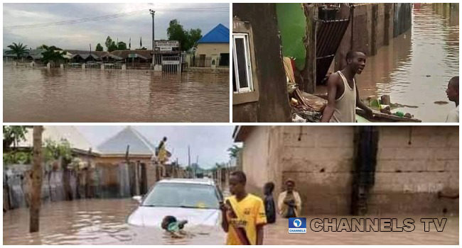 Over 300 Houses Flooded In Taraba As 'Cameroon Opens Dam'