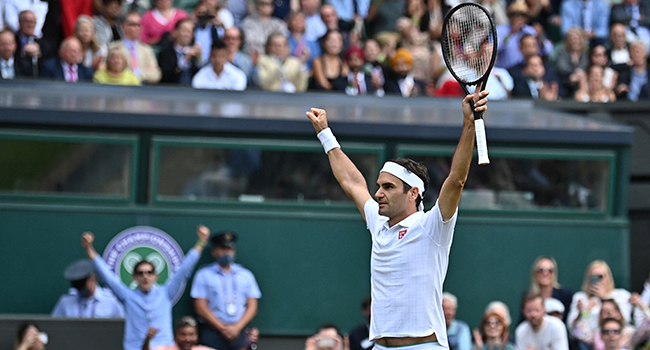 Federer Marches Into Wimbledon Fourth Round For 18th time