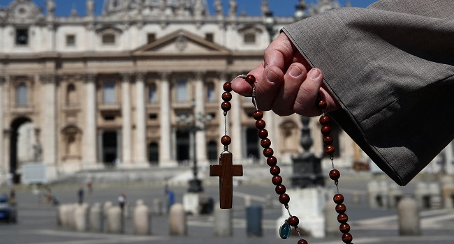 Top US Catholic Priest Quits Over Misconduct Claims