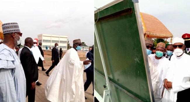 Buhari Reiterates Commitment To Prioritise Infrastructural Development