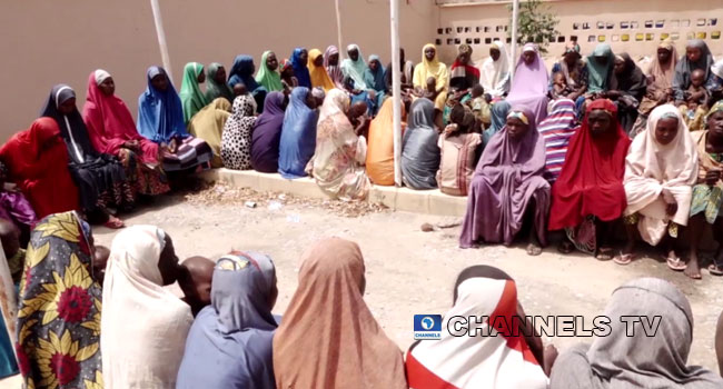 100 Kidnapped Victims Rescued In Zamfara After 42 Days In Captivity