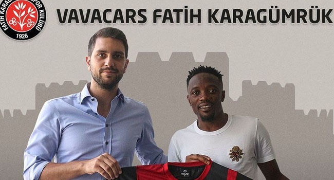 Super Eagles Captain Musa Leaves Kano Pillars For Turkish Club