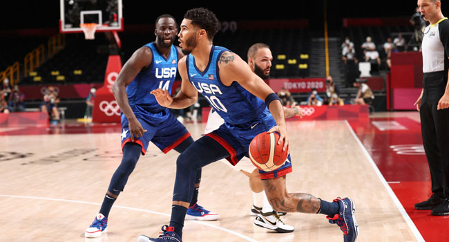 USA Lose First Men's Olympic Basketball Match Since 2004