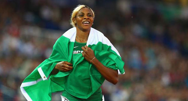 Okagbare Suspended From Tokyo Olympics After Failing Drug Test