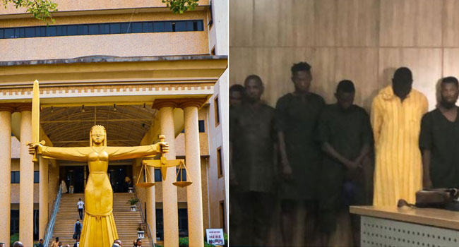 Court Orders DSS To Produce Igboho's Associates