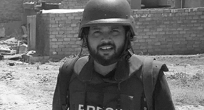 Pulitzer Prize-Winning Photographer Killed In Afghanistan