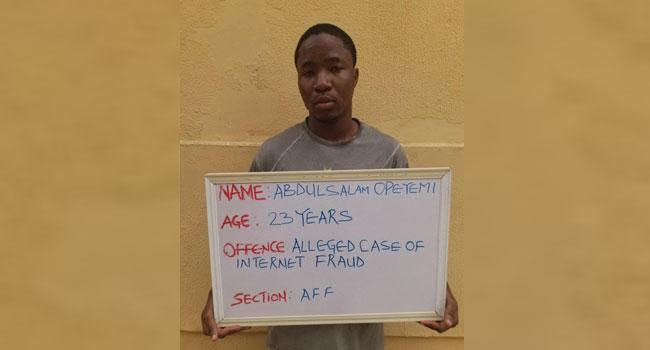 US Military Impostor Bags One-Year Jail Term In Kwara