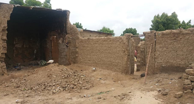 Heavy Windstorm Kills Two, Destroys 1,500 Houses In Katsina