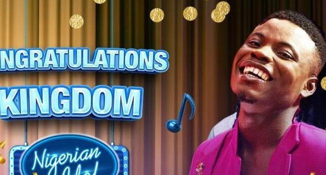 Kingdom Wins Nigerian Idol Season 6, Clinches N50m Worth Of Gifts –  Channels Television