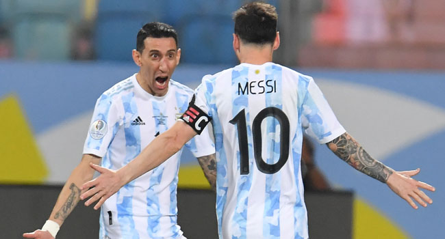 Messi Scores, Bags Two Assists As Argentina Beat Ecuador In Copa America