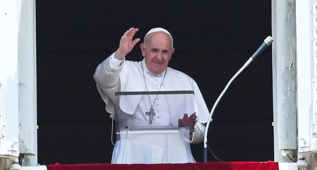 Pope In 'Good' Condition After Surgery, Faces Week In Hospital