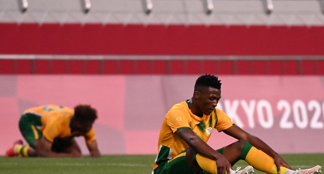 Brazil Held As South Africa's Qualification Hopes Hang In Olympic Football