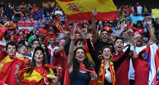 Spain Lifts National Restrictions On Stadium Attendance