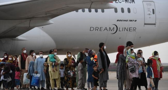 Uganda Welcomes First Group Of Afghan Refugees