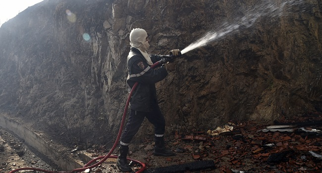 Algeria Mourns 69 Dead As Mediterranean Wildfires Spread