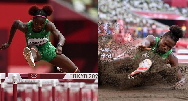 Tokyo Olympics: Amusan, Brume Book Final Spots
