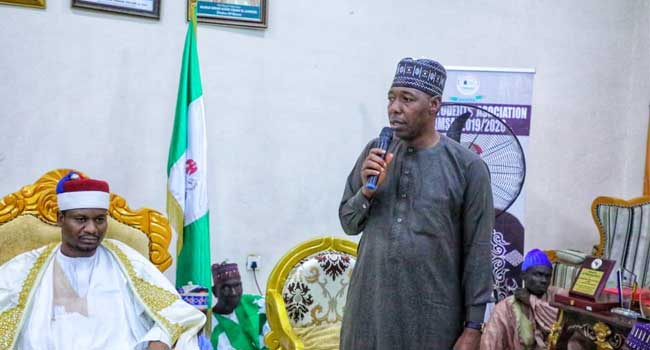 Boko Haram Surrender: It Is Difficult To Accept Killers Of One's Parents – Zulum