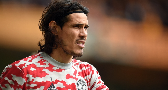 Manchester United Confirm Cavani To Miss Uruguay World Cup Games