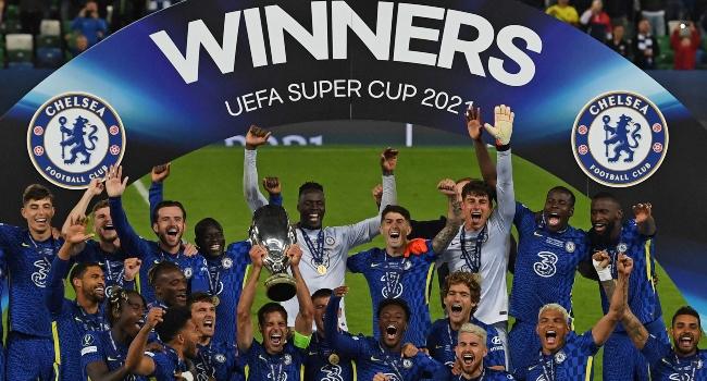 Chelsea Beat Villarreal To Win UEFA Super Cup