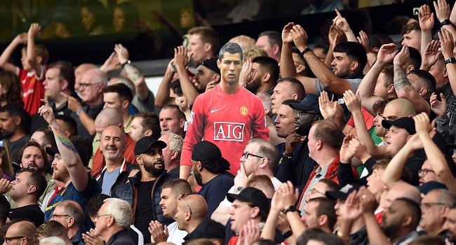 Manchester United Complete Signing Of Cristiano Ronaldo