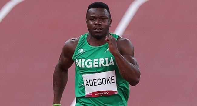 Edo Govt Praises Tokyo Olympics 100m Finalist, Enoch Adegoke