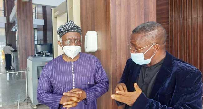 Olawunmi Honours DIA's Invitation, Storms Agency With Falana